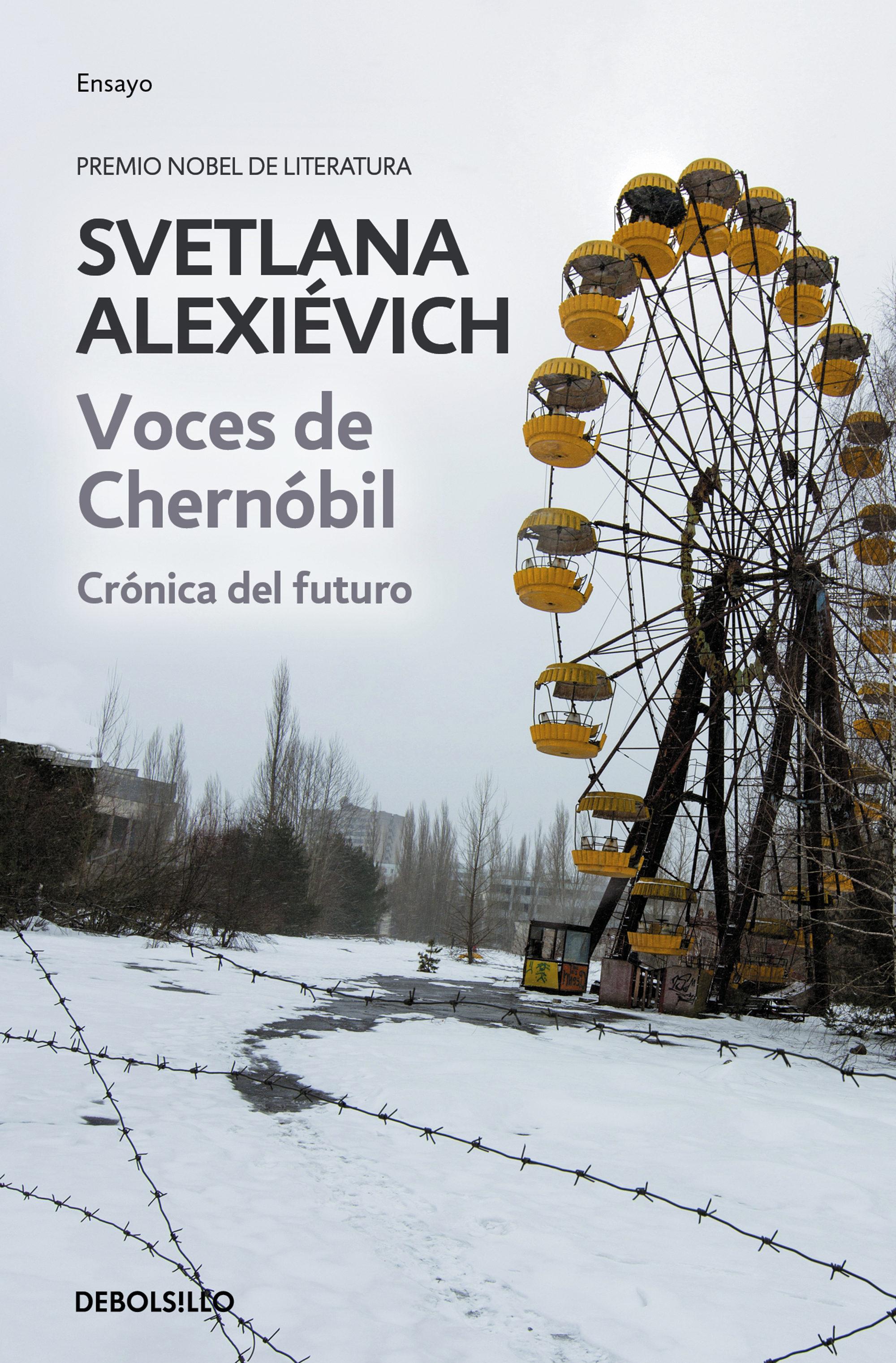 Voces de Chernóbil. Svetlana Alexiévich