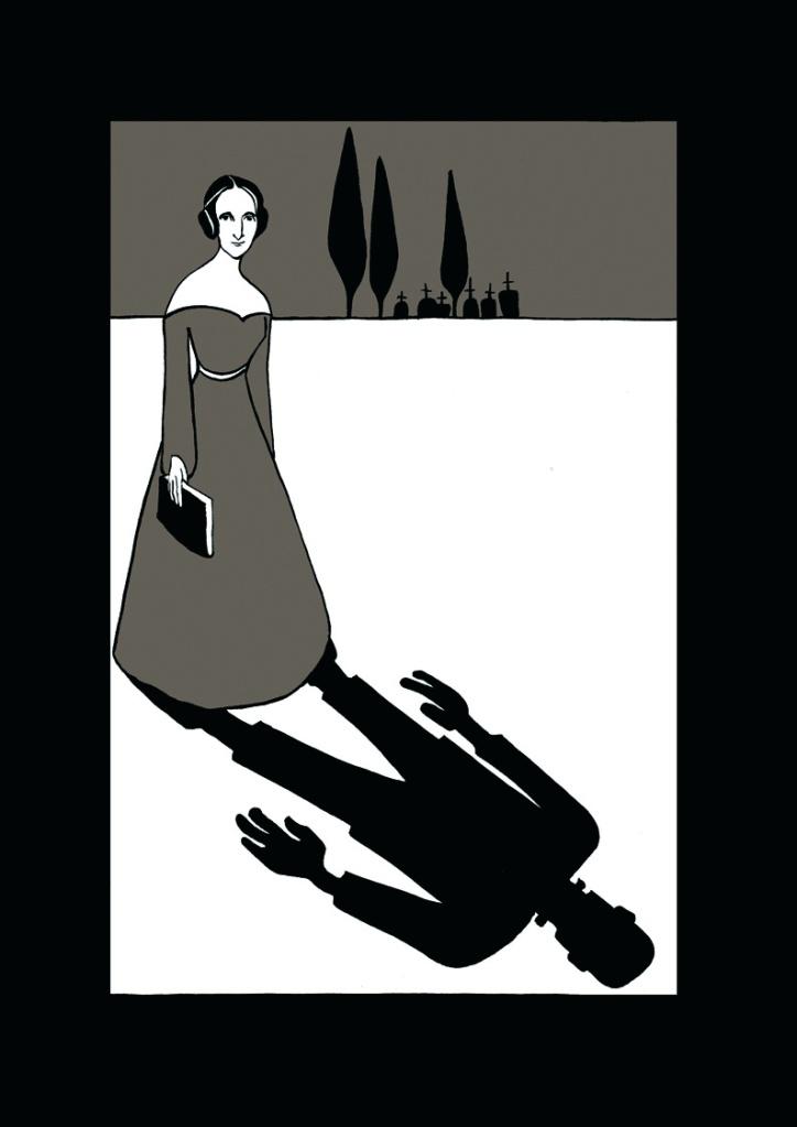 Mary Shelley y Frankenstein