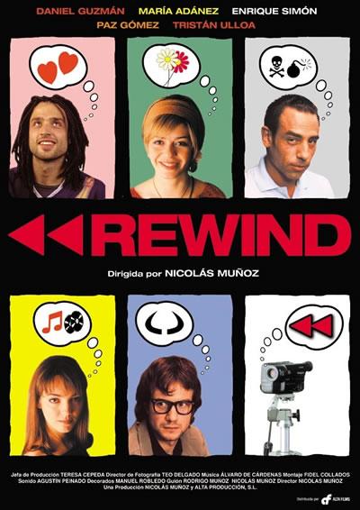 Rewind, la película