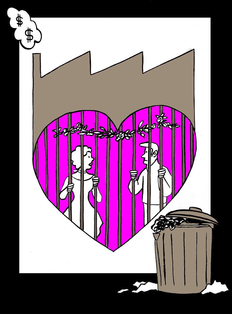 Por último, el corazón. Ilustración Marta Gómez-Pintado