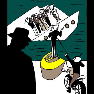 Liquidación final, ilustración de Marta Gómez-Pintado