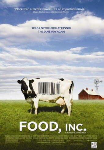 Cartel de Food, Inc.