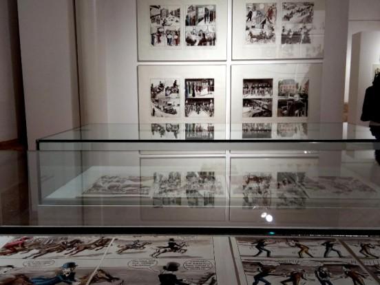 Exposición De Carroll a Chesterton de Marta Gómez-Pintado