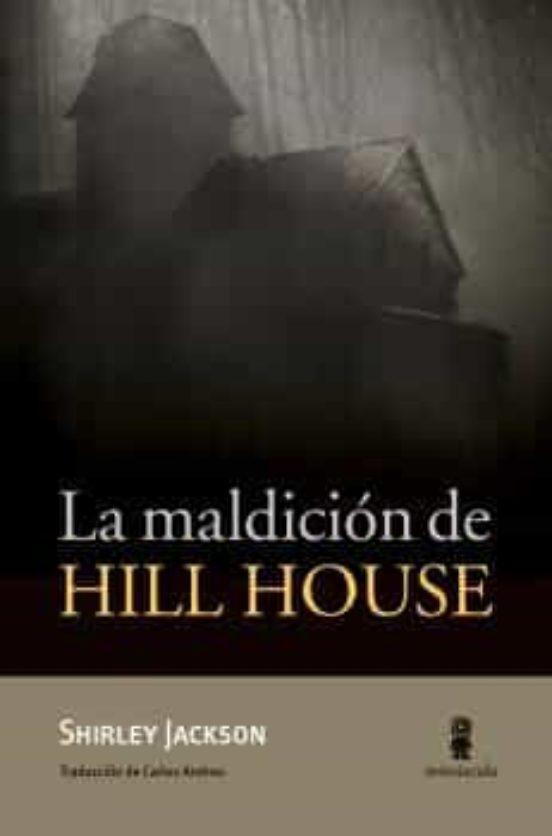 "Portada de ""La maldición de Hill House"", de Shirley Jackson"