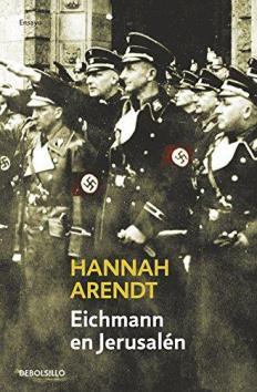 Portada Eichmann en Jerusalén