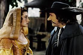 Gerard Depardieu como Cyrano de Bergerac
