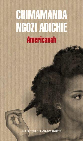 "Portada de ""Americanah"", de Chimamanda Ngozi Adichie"