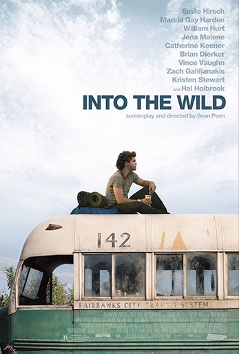 Cartel de Into the wild