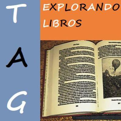 tag explorando libros
