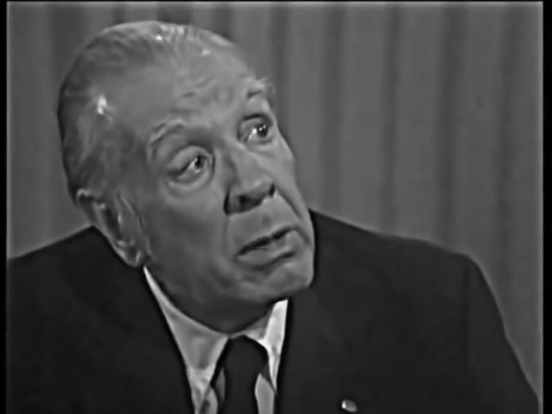 Borges entrevistado por Soler Serrano