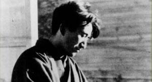 Retrato de Osamu Dazai
