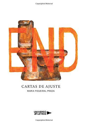 """Portada de """"Cartas de ajuste"""", de Marta Figueiral"""