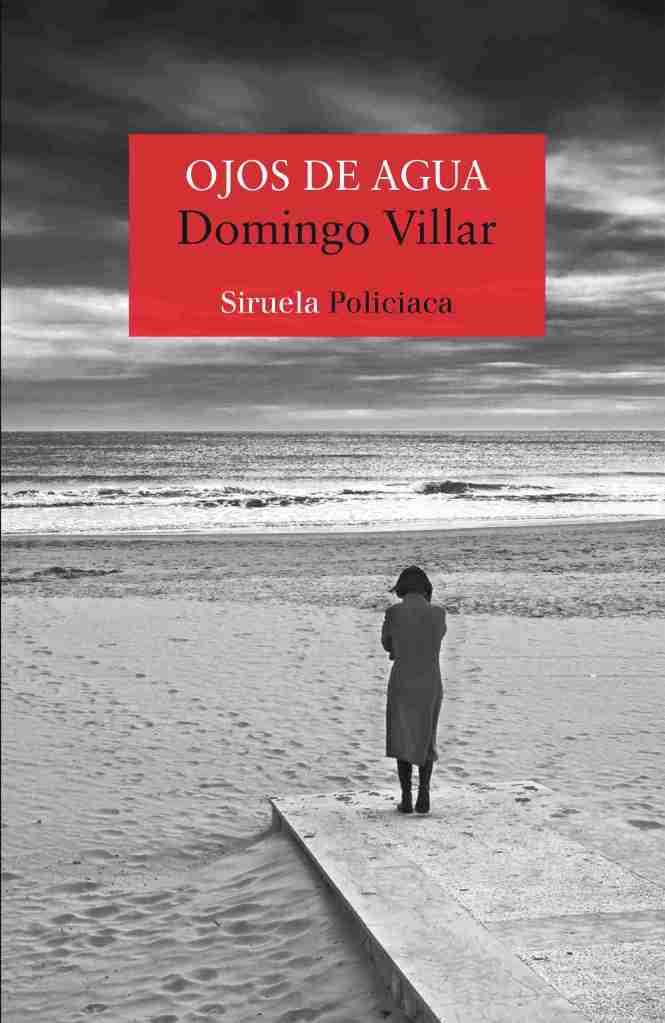"Portada de ""Ojos de agua"", de Domingo Villar"