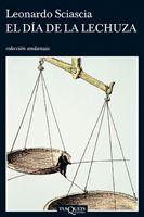 """Portada de """"El día de la lechuza"""", de Leonardo Sciascia"""