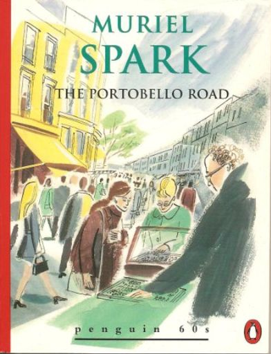 "Portada de ""The Portobello road"", de Muriel Spark"