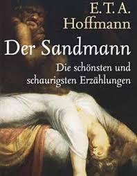 Portada Der Sandmann, de E. T. A. Hoffman