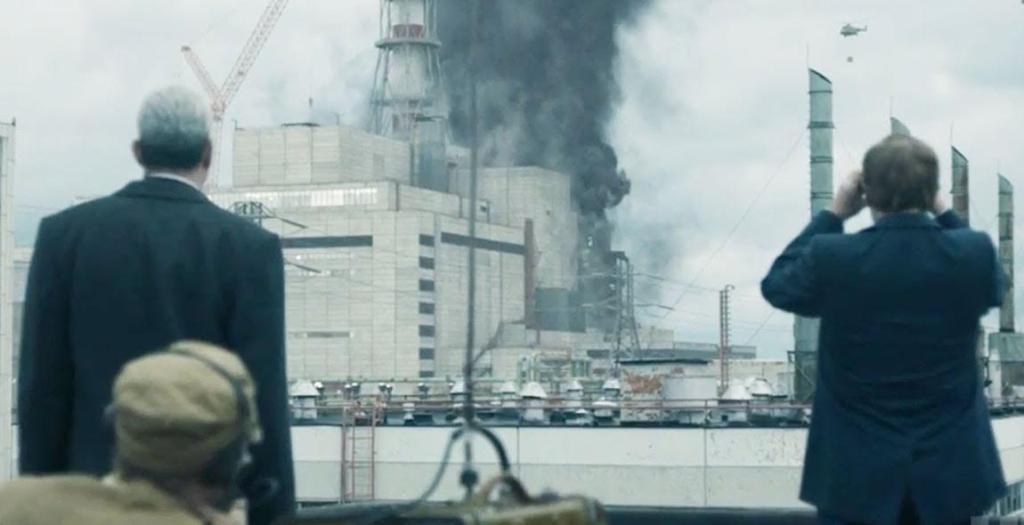 """Fotograma de """"Chernóbil"""", de Craig Mazin"""