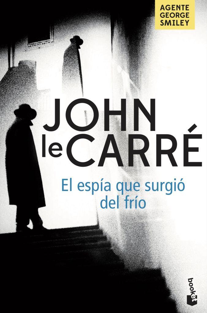 """Portada de """"El espía que surgió del frío"""", de John le Carré"""